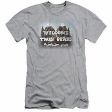 WELCOME TO TWIN PEAKS MEN T SHIRT
