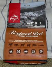 ORIJEN REGIONAL RED DOG FOOD WHOLE PREY DIET 12oz PACKAGE MADE USA EXP. OCT 2020