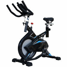 Stationary Exercise Bike Indoor Cycling Bicycle Cardio Workout