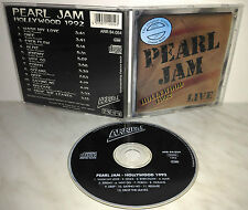 CD PEARL JAM - HOLLYWOOD  1992