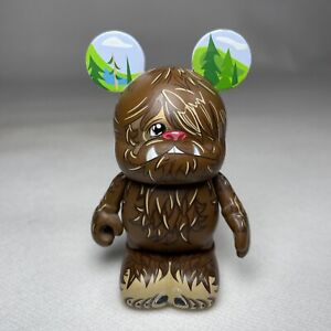 "3"" Disney Vinylmation Myths & Legends Bigfoot Figure Mickey Mouse VGC"