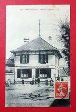 AK VENIZEL in Frankreich 1914 Post- und Telegrafenamt   ( 29032