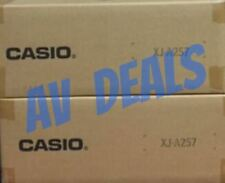 Casio XJ-A257 Slim Series 16:10 Multi-Media Projector (XJ-A257)