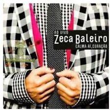 Zeca Baleiro - Calma Ai Coracao [New CD]