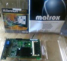 Matrox Millennium G200 AGP 8mb