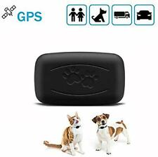 LMHOME Mini GPS Dog Cat Tracker Locator For 28lb Pets Waterproof IP67 Real Time