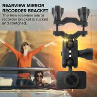 Universal Dash Cam Mount Car Rearview Mirror Driving Recorder Bracket Holder set