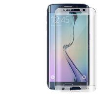 COMPLET Courbé 3D verre trempé Film De Protection Housse Samsung Galaxy S6 Edge