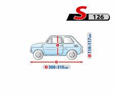 Telo Copriauto Copri Auto Macchina esterno per Fiat 126