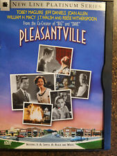 New ListingPleasantville (Dvd, 1999) Tobey Maguire Reese Witherspoon
