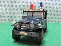 Vintage - FIAT CAMPAGNOLA  Carabinieri Cinofili  - 1/25 Barlux Baravelli
