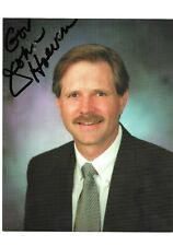 John Hoeven North Dakota Governor | Authentic Autograph Signature Signed