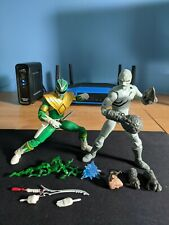 Power Rangers Lightning Collection GREEN RANGER & PUTTY 2-Pack - Loose Complete