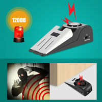 Wireless Door Stop Alarm Home Travel Security System Portable Safety Wed SDC