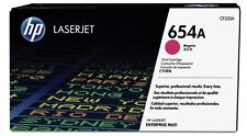 HP 654A (rendement : 15,000 Pages) MAGENTA CARTOUCHE TONER