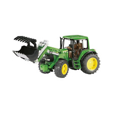John Deere 6920 Tractor With Front Loader Toy Model 1:16 Scale