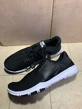 Men NIKE FLEX CONTROL SNEAKERS TRAINING SHOES SIZE 15W STYLE AT9750-001 BLACK