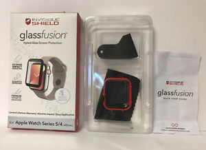 Zagg InvisibleShield-Glass Fusion Apple watch series 5/4-40mm
