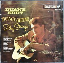 DUANE EDDY Twangy Guitar  Silky Strings LP 33T ORIGINAL Sixties BIEM RCA 440.524