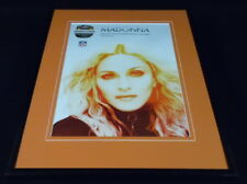 Madonna 2012 Super Bowl Halftime Framed Original 11x14 Vintage Advertisement