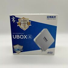 Unblock tech Model ubox4 S900 ProBT wifi bluetooth android 16G 0s TB Box