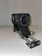 Vintage Vivitar Bellows for Macro Close Up Photography for M42 Mount Lens V11