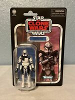 Captain Rex VC182 - Clone Wars Star Wars The Vintage Collection Figure - NEW