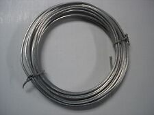 Soft Aluminum Round Wire 25' Length Crafts, Plants, Home/Garden, Picture Hanging