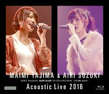 Hello Moba Presents Yajima Maimi & Suzuki Airi Acoustic Live 2016 Blu-ray Japan