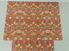 Morris & Co Pimpernel Strawberry Thief William Morris Placemats & Coasters HG120