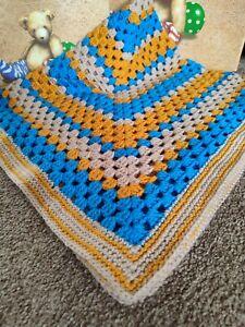 Baby pram, pushchair, carseat handmade blanket