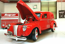 G LGB 1:24 Scale 1940 Ford Sedan Delivery Van Motormax Diecast Model 73250