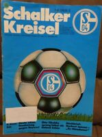 FC Schalke 04 Schalker Kreisel Magazin 05.12.1982 Bundesliga Bayern München /582