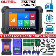 Autel IM608 IM508 OBD2 Bluetooth Diagnostic Tool IMMO & Key Programming US