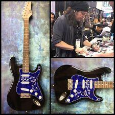 GFA Michael Sweet Band * STRYPER * Signed Electric Guitar PROOF COA
