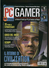 PC GAMER33 1998CIVILIZATION unreal,starcraft,total annihilation:core contingency