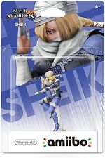 Sheik Amiibo Mint Condition US Edition