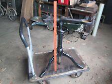 Vtg Antique Adjustable Drafting Table?/ Pedestal? Base - What Is It?? HELP!