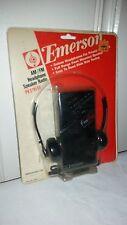 NEW SEALED Emerson PHS 22 BP/R AM/FM Stereo Headphone Radio VINTAGE