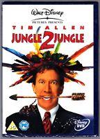 JUNGLE 2 JUNGLE (1997) COMEDY DVD REGION 4   TIM ALLEN New & Sealed