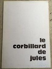 Dossier de Presse LE CORBILLARD DE JULES Francis Perrin ALDO MACCIONE *d