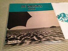 """SANDKINGS - RAIN 12"""" MAXI INDIE POP -"""