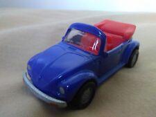 Preciosa miniatura Siku #0839 Volkswagen Escarabajo 1303 LS Descapotable. 1:55.