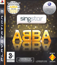 Singstar Abba PS3 Playstation 3 SONY COMPUTER ENTERTAINMENT