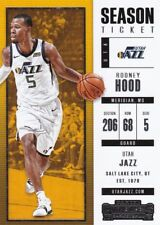 RODNEY HOOD 2017-18 PANINI CONTENDERS Basketball cartes à collectionner, #16