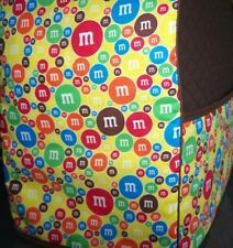 M&M Candies 2 Pocket Cover for KitchenAid Mixer New