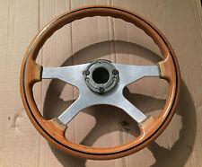 TYP ATIWE H4 WOODER WOOD STEERING WHEEL KBA 70112 / NARDI GOLF MK2 BMW E30