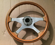 Typ atiwe H4 wooder LEGNO VOLANTE KBA 70112 / NARDI Golf MK2 BMW E30
