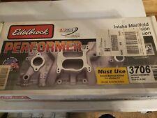 Edelbrock 3706 Performer Series Intake Manifold