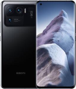 Xiaomi MI 11 Ultra Cell Phone Black 12GB RAM+256 GB ROM, IP68, 50 MPX DualSim mi